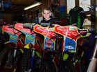 Motorcyle speedway legend Darcy Ward gets honoured