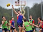 WITH the element of surprise now gone, seasoned defender Dale Morris says the Western Bulldogs must lift their game to another level.
