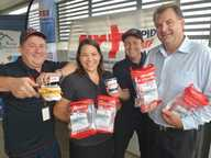 A FREE breakfast to feed the hungry will be served up once a month in Bundaberg thanks to a local organisation and the Rapid Relief Team.