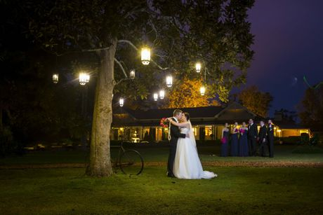 Greenmount homestead wedding