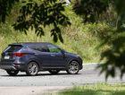 Hyundai Santa Fe Highlander road test and review