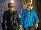 Ben Stiller and Owen Wilson as former supermodels Derek Zoolander and Hansel in Zoolander 2.