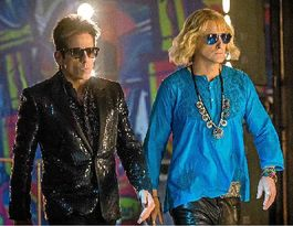 Long-awaited sequel finally arrives for Zoolander