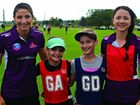 Firebirds stars hit Gatton and inspire local children
