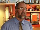 Mayor Peter Blundell spruiks benefits of Commonwealth Games idea