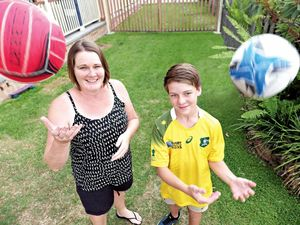Australia Day sports stars in the Richmond Valley
