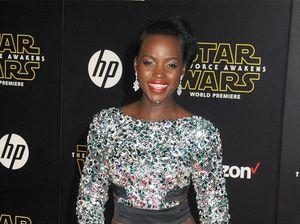 Star Wars actress Lupita Nyong'o wants more diverse movies