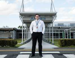 Wheels in motion at Whitsunday airport for trips to NZ