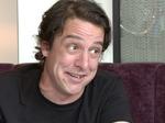 Samuel Johnson is the star of Seven's mini-series Molly.