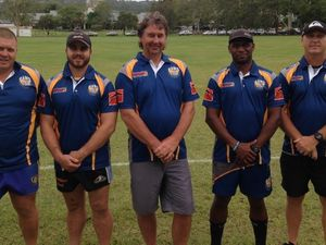 Players get on board as junior coaches