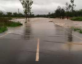 Regional roads go under