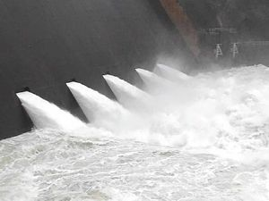 More dam releases to allow for lake maintenance