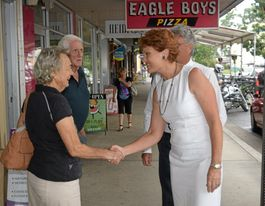 Gallery: Pauline Hanson launches Tweed candidate