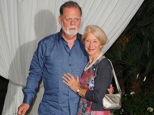 Helen Mirren: Being apart helps marriage