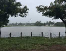 Heavy rain up to 150mm in 6 hours threatens parts of CQ