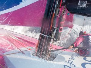 Coast's world-class sailor takes a new tack in global career
