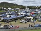 Thousands attend the annual Swap meet at the Toowoomba Showgrounds.