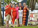 Gladstone Chinese New Year celebrations February 2016