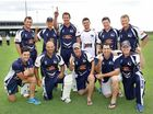 A BRILLIANT spell of bowling from Laidley District's Ben Gibson has denied Brothers a three-peat in the Ipswich and West Moreton one-day competition.