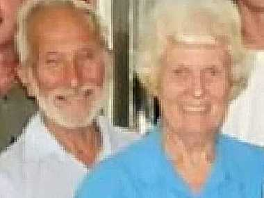 KIDNAPPED: Dr Ken Elliott and his wife, Jocelyn.