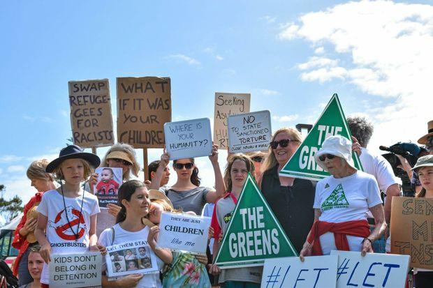 ABC apologises for Nauru rape error