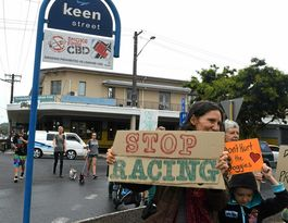 Lismore community calls for an end to greyhound racing