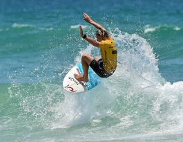 Local surf star selected for elite training camp