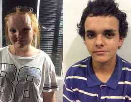 Two teens believed to be missing in the Ipswich area