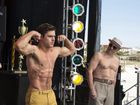 ROBERT De Niro and Zac Efron bring back their witty charisma in Dirty Grandpa.