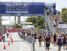 Noosa Tri 'best in the world'