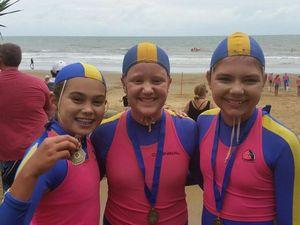 Tannum Surf Lifesavers dominate at junior champs comp