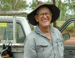 Monto cattleman Ian Louttit remembered for his passion