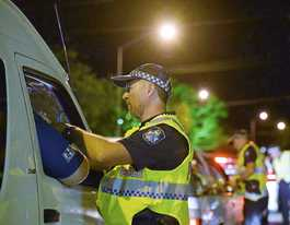 Drunk and high drivers pose risk across the region