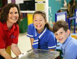 Central Highlands Science Centre moving up