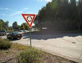 RMS to investigate problem roundabout