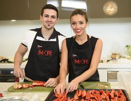 MKR viewers annoyed when Gianni and Zana smash it