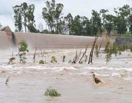 Wet start to month for region