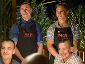 Queensland's miner diners spice up MKR