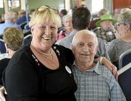 Seniors group celebrates 25th birthday milestone