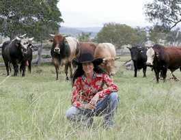 Professional bull riding: a family affair