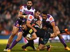 Chambers' claws out for Storm skipper