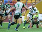 Ipswich Jets v Townsville Blackhawks at Suncorp Stadium on Sunday. Marmin Barba. Photo: Rob Williams / The Queensland Times