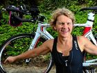 SURROUNDED by inspiration, Karen Tavener had seen plenty of triathlon racing but never thought she too would one day reach the Ironman red carpet.