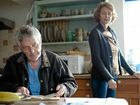 Tom Courtenay and Charlotte Rampling in a scene from the movie 45 Years.