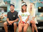 Pros nurture Australia's surfing future