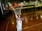 Ipswich basketball player Kane Bishop will represent Queensland in the U20 side at the national titles. Photo: David Nielsen / The Queensland Times