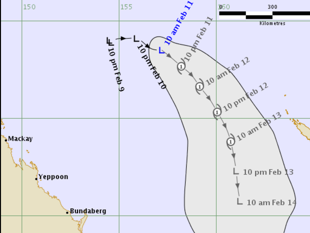Severe Tropical Cyclone Winston now Category 4