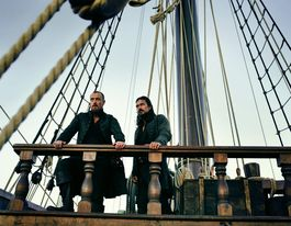 Dark times ahead for Long John Silver in Black Sails