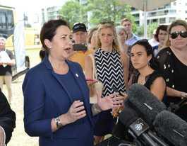 Premier tackles hot topics during Sunshine Coast visit