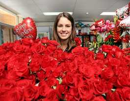 Florists set for bloom boom